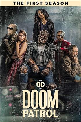 Doom Patrol - Season 1 (3 Blu-rays)
