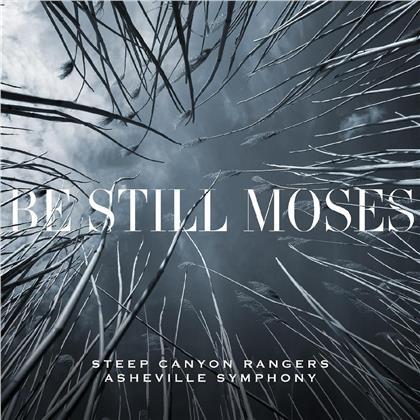 Steep Canyon Rangers - Be Still Moses (Blue Vinyl, LP)