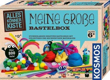 Meine große Bastelbox