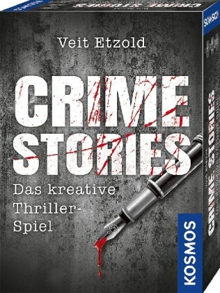Veit Etzold - Crime Stories - Das kreative Thriller Spiel