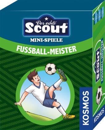 Scout Minispiel (Kartenspiel) - Fußball-Meister!