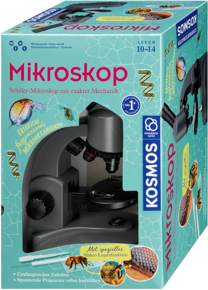 Mikroskop (Experimentierkasten)