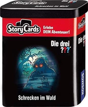 Story Cards - Die drei ??? Schrecken im Wald