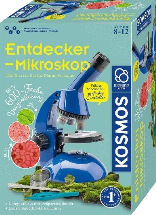 Entdecker-Mikroskop (Experimentierkasten)