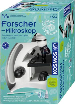 Forschermikroskop (Experimentierkasten)