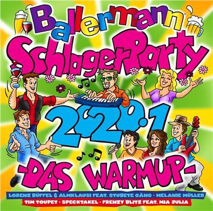 Ballermann Schlagerparty 2020.1 (2 CDs)
