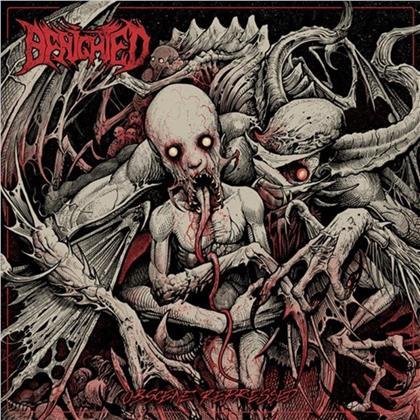 Benighted - Obscene Repressed (Deluxe Edition, LP)