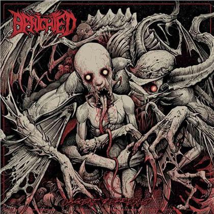 Benighted - Obscene Repressed (Transparent Red Vinyl, LP)