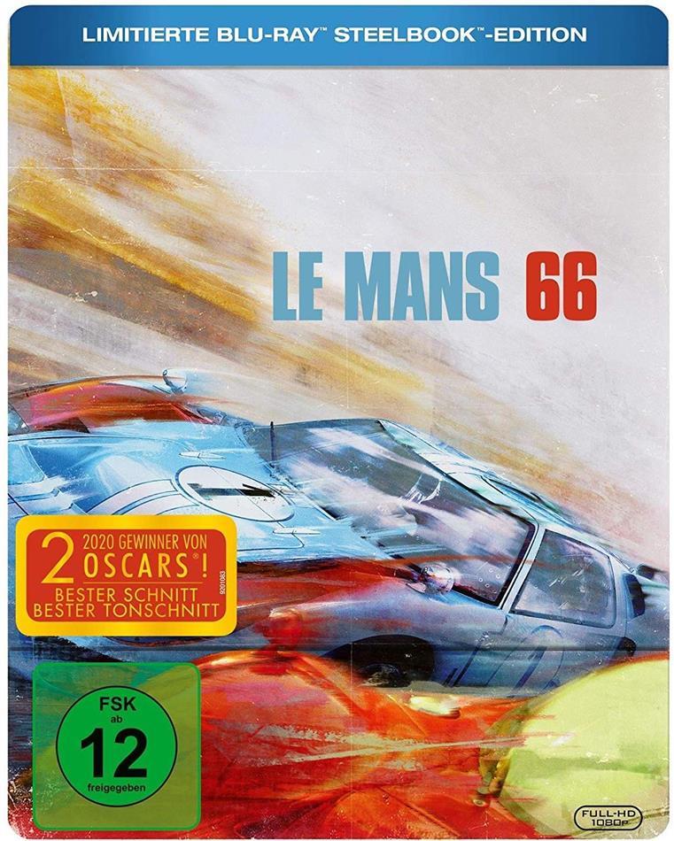 Le Mans 66 - Gegen jede Chance (2019) (Limited Edition, Steelbook)