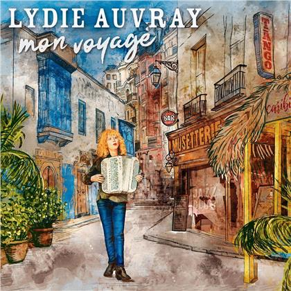 Lydie Auvray - Mon Voyage