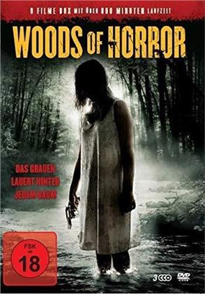 Woods of Horror - 9 Filme (3 DVDs)
