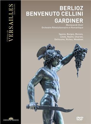 Monteverdi Choir & Orchestre Revolutionnaire et Romantique - Hector Berlioz / Benvenuto / Cellini