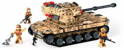 Mega Bloks - Mega Bloks Playsets Military Tank