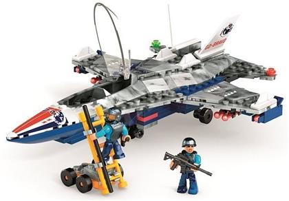Mega Bloks - Mega Bloks Playsets Military Jet