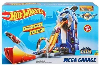 Hot Wheels - Hot Wheels Garage