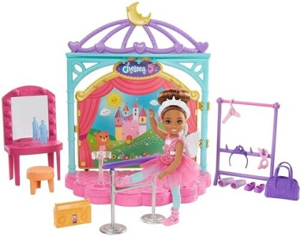 Barbie - Barbie Family Chelsea Ballet Playset