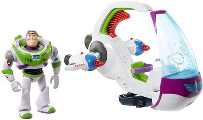 Toy Story Galaxie Explorer - Spacecraft, Batt. 3xLR44