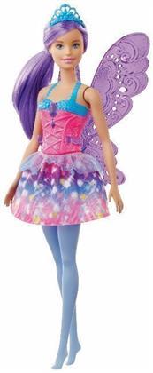 Barbie Dreamtopia Fee (lila Haare)