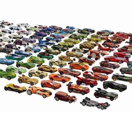 Hot Wheels Gaming Character Car - Assoortiert, 6 Stück