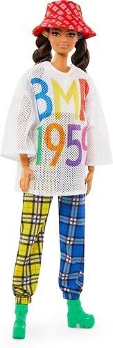 Barbie - Barbie Bmr1959 Doll 9 With Braided Hair Aa