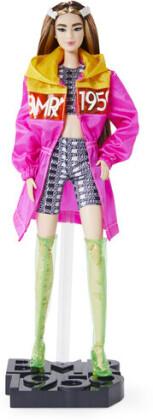 Barbie BMR1959 Parka - Puppe, braune Haare,