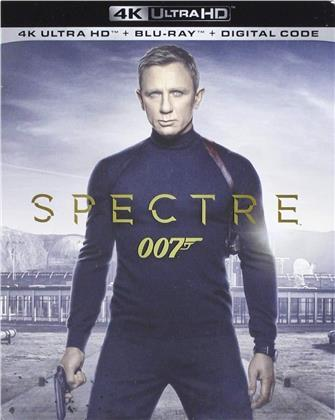 James Bond - Spectre (2015) (4K Ultra HD + Blu-ray)
