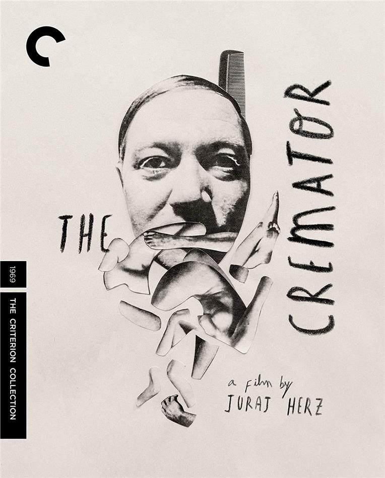 The Cremator (1969) (n/b, Criterion Collection)