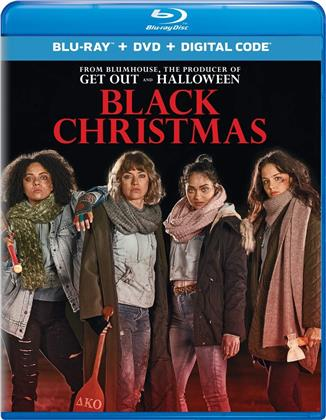 Black Christmas (2019) (Blu-ray + DVD)