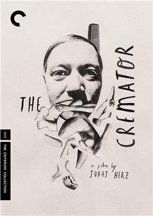 The Cremator (1969) (b/w, Criterion Collection)