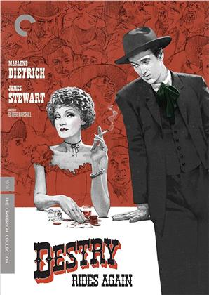 Destry Rides Again (1939) (n/b, Criterion Collection)