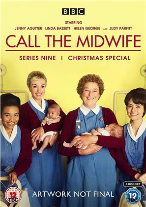 Call The Midwife - Series 9 (BBC, 3 DVDs)