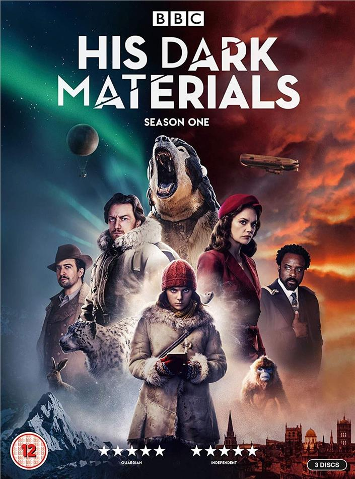His Dark Materials - Series 1 (BBC, 3 DVDs)
