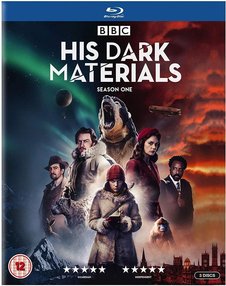 His Dark Materials - Series 1 (BBC, 3 Blu-rays)