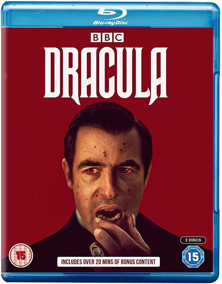 Dracula - Season 1 (BBC, 2 Blu-rays)