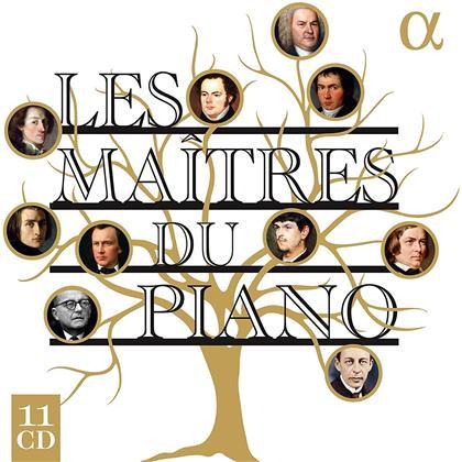 Maitres Du Piano