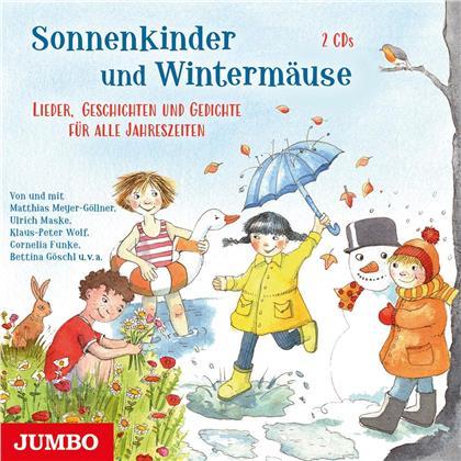 Sonnenkinder Und Wintermäuse (2 CDs)