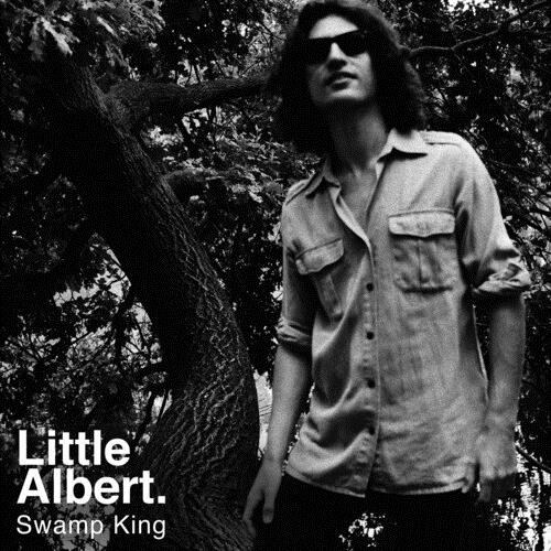 Little Albert - Swamp King (LP)
