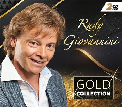 Rudy Giovannini - Gold Collection (CD + DVD)