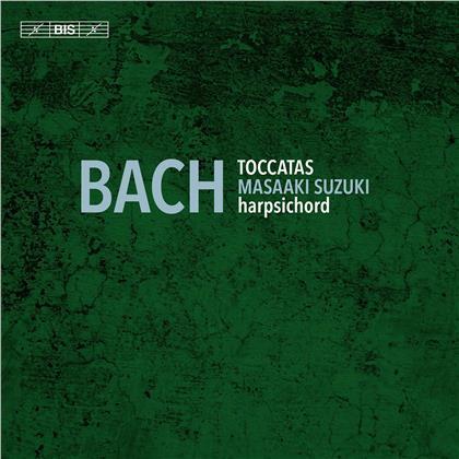 Johann Sebastian Bach (1685-1750) & Masaaki Suzuki - Toccatas Bwv 910-916 (Hybrid SACD)