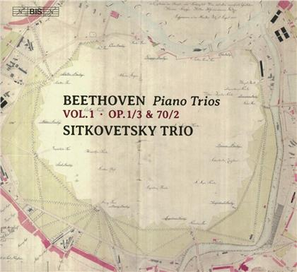 Sitkovetsky Trio & Ludwig van Beethoven (1770-1827) - Piano Trios 1 (Hybrid SACD)