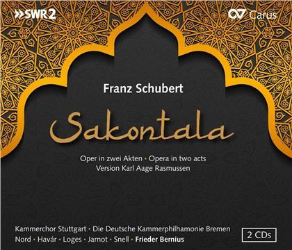 Franz Schubert (1797-1828), Frieder Bernius, Simone Nold, Donat Havar & Deutsche Kammerphilharmonie Bremen - Sakontola (2020 Reissue)