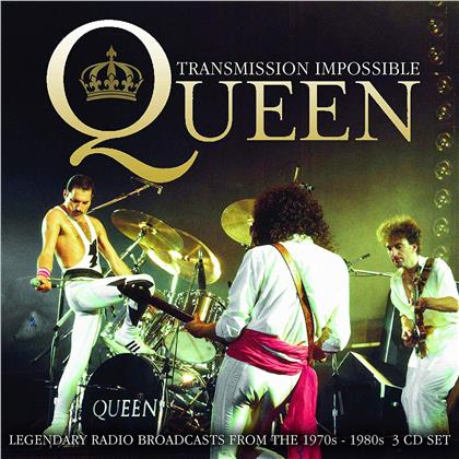 Queen - Transmission Impossible (3 CDs)
