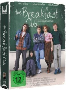 The Breakfast Club (1985) (Limited Tape Edition)