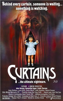 Curtains (1983) (Cover B, Grosse Hartbox, Edizione Limitata)