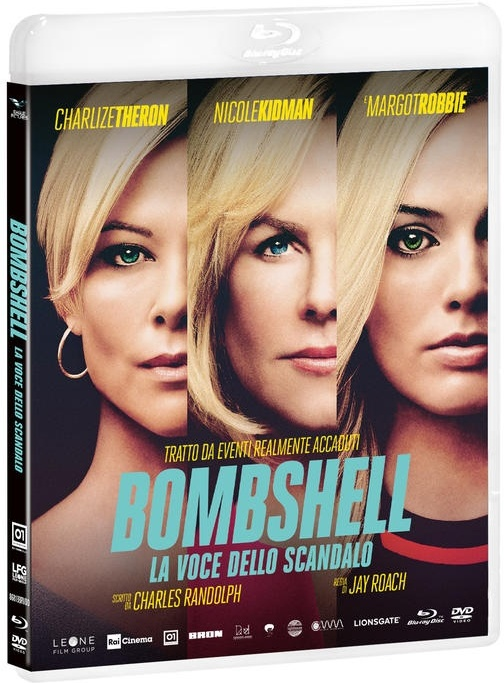 Bombshell - La voce dello scandalo (2019) (Blu-ray + DVD)