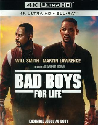 Bad Boys For Life - Bad Boys 3 (2020) (4K Ultra HD + Blu-ray)
