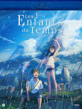 Les Enfants du temps - Weathering with You (2019)