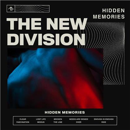 New Division - Hidden Memories (Papersleeve Limited Edition, Limited Edition)