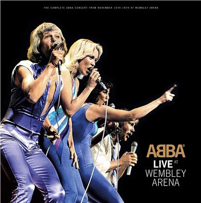 ABBA - Live At Wembley Arena (2020 Reissue, 3 LPs)