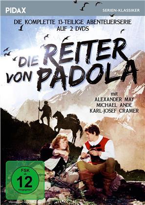 Die Reiter von Padola (Pidax Serien-Klassiker, 2 DVDs)